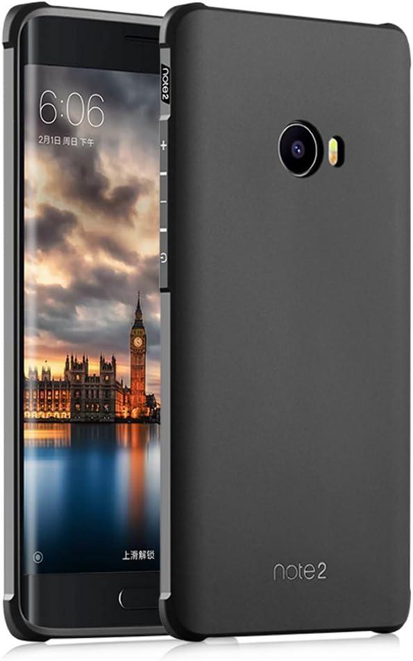 OFU® Funda de TPU Silicona para Xiaomi Mi Note 2 Funda,De TPU ...