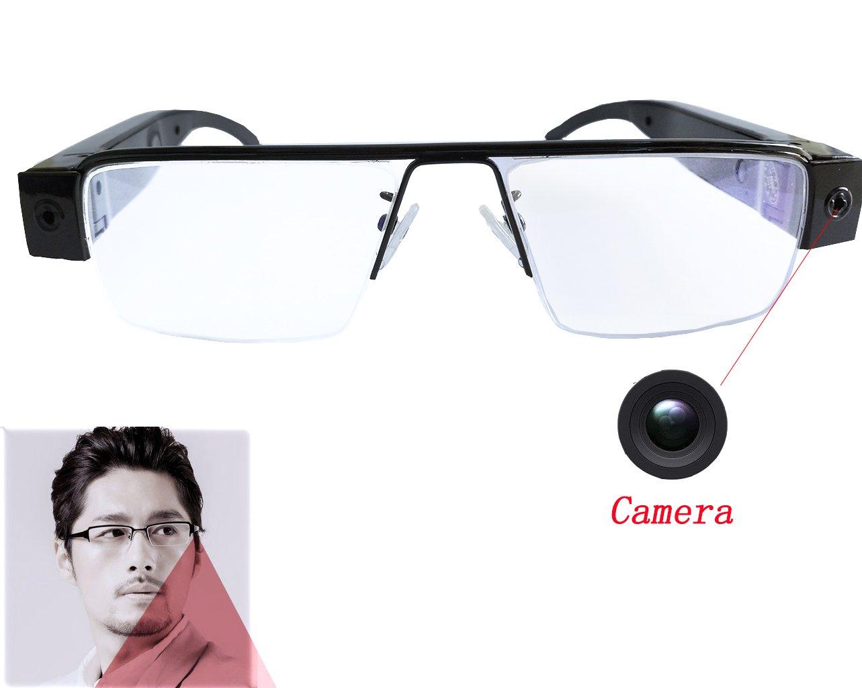 JOYCAM 1080P Camera Glasses Video Recording HD Eyewear DVR Camcorder for Men and Women