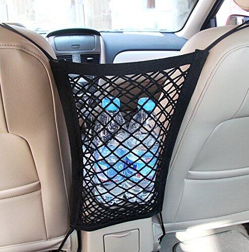 Universal - Auto - Lagerung Gepäck Haken Hängen Vom Inhaber Sitz Tasche Mesh - Netz