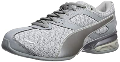 buy popular 924bb 1d06c PUMA Women s Tazon 6 Sneaker gray violet-quarry-patent 5.5 ...