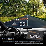 Best Heads Up Displays - Car Truck OBD II HUD Head Up Display Review