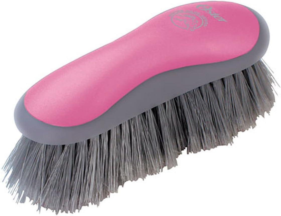 OSTER - Cepillo de Limpieza para Caballos, Color Rosa
