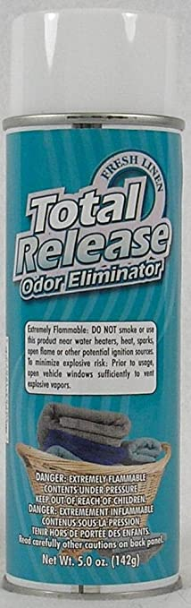 new car total release odor eliminatorAmazoncom HiTech Total Release Odor Eliminator  Fresh Linen