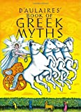 Front cover for the book D'Aulaires' Book of Greek Myths by Ingri D'Aulaire