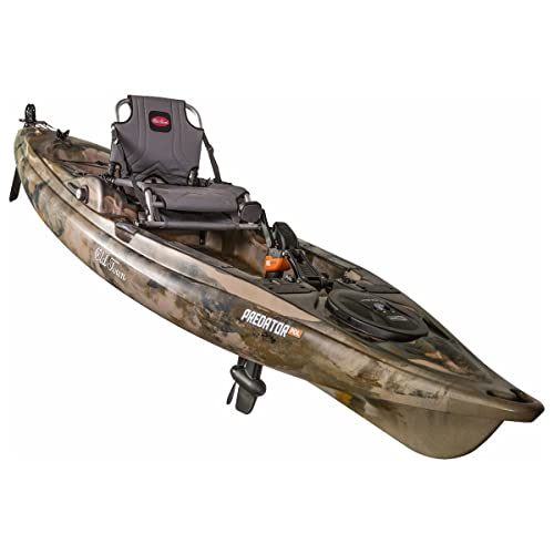 Old Town Predator PDL Kayak - Brown Camo