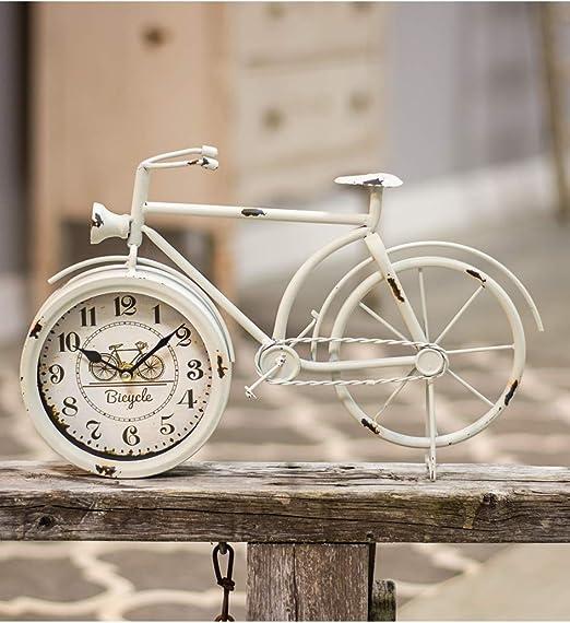 Hearthside Collection - Reloj de Escritorio para Bicicleta, diseño ...