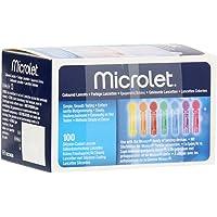 MICROLET Lancets 100 St Lanzetten