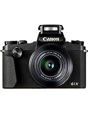 Canon PowerShot G1X Mark III Digitalkamera 24,2 Megapixel APS-C-Sensor, Dual Pixel CMOS AF schwarz