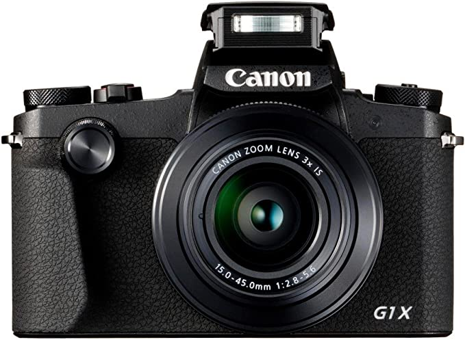 Canon Powershot G1x Mark Iii Digitalkamera 3 0 Zoll Kamera