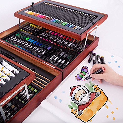 Craft Essentials  Piece Mixed Media Art Set