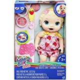 Exclusive Baby Alive Super Snacks Snackin Lily Doll Blonde