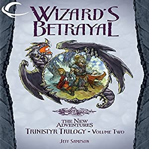 Wizard's Betrayal Audiobook