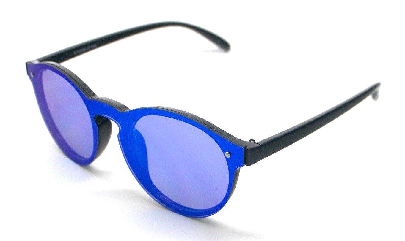 Gafas de Sol Hombre Mujer Lagofree W7040 Espejo Sunglasses ...