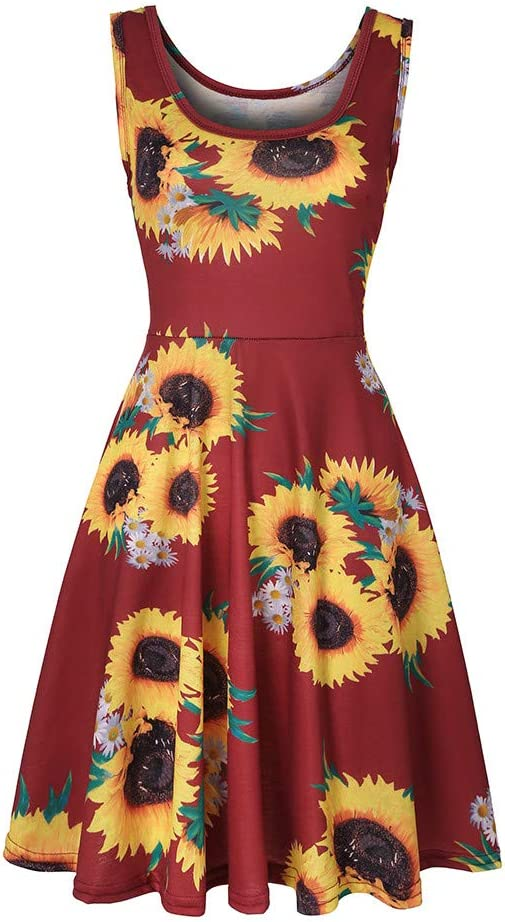 EDTO Sunflower Dress...
