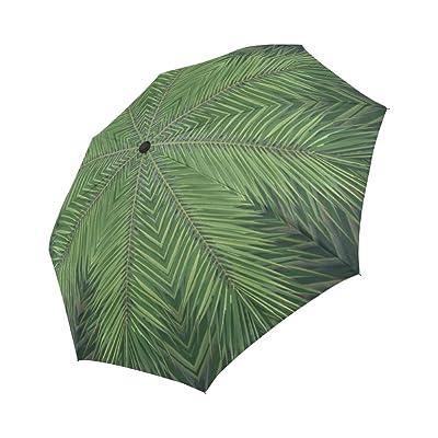 da4e87b3e71c Funny Palm Tree Auto Foldable Umbrella Compact Funny Gift delicate. good  FXTXYMX Small Canvas Shoulder Bag ...