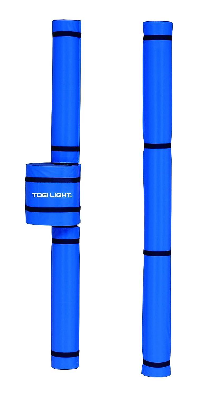 TOEI LIGHT(トーエイライト) バレーポールカバーFV 青 B2049B B00YRDZ0HY