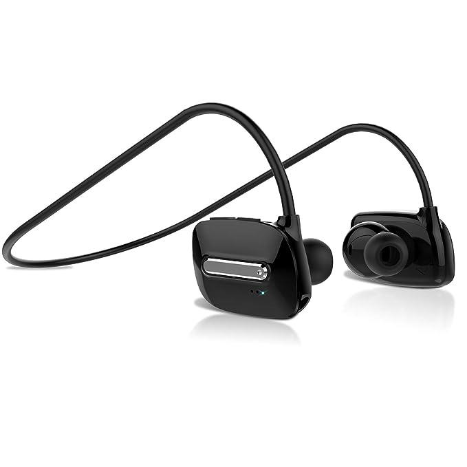 fee6102d95f Kelodo S802 Wireless Earbuds, Double HD Microphone Bluetooth Gaming  Headphones, Running Sports Earphones,
