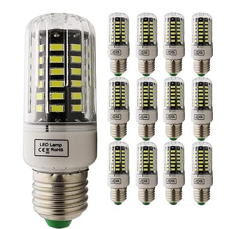 E27 Nuevos Productos anzun ehmen luces LED de 5 W AC85 – 265 V 56 x