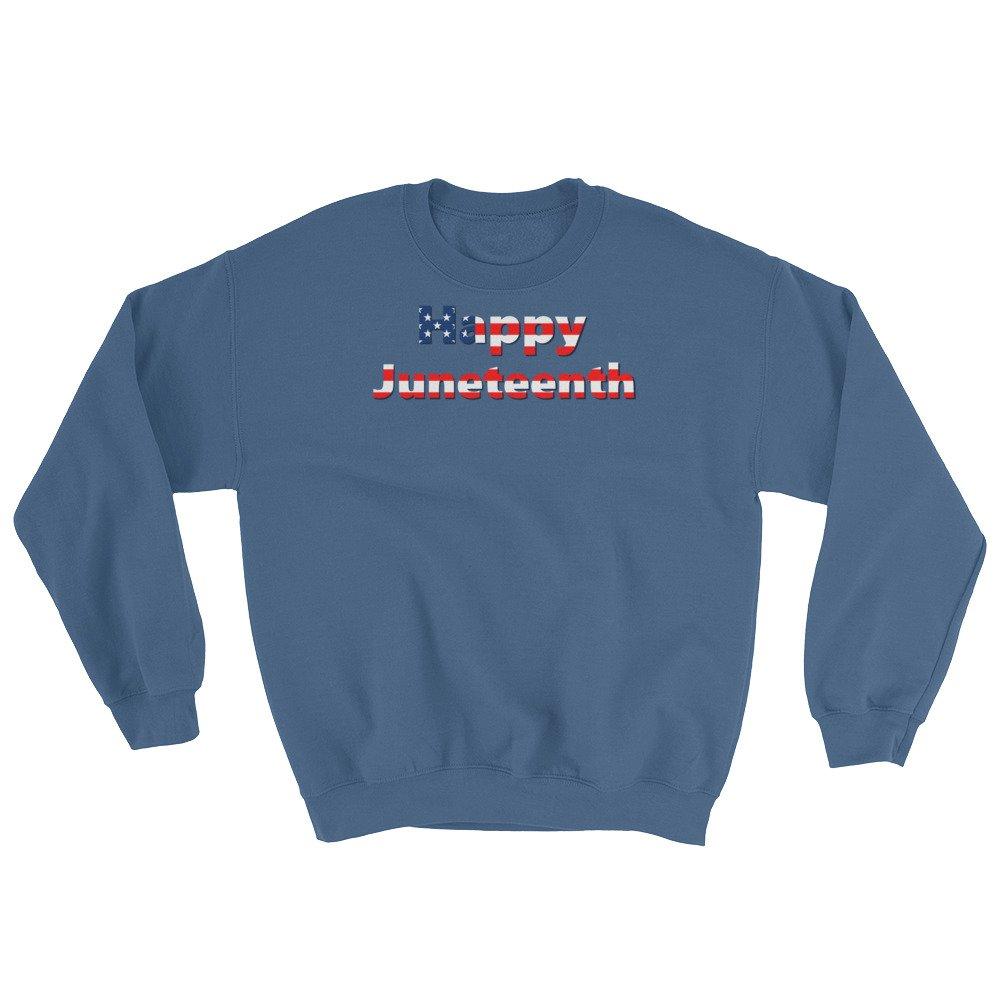 Gossip Rag Happy juneteenth Flag Sweatshirt Shirt top