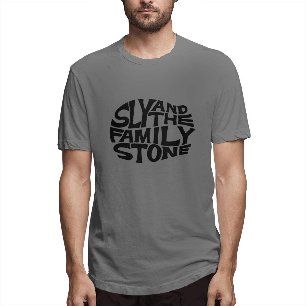 Seuriamin Sly And The Family Stone S Funny Gym Short Sleeve Shirts