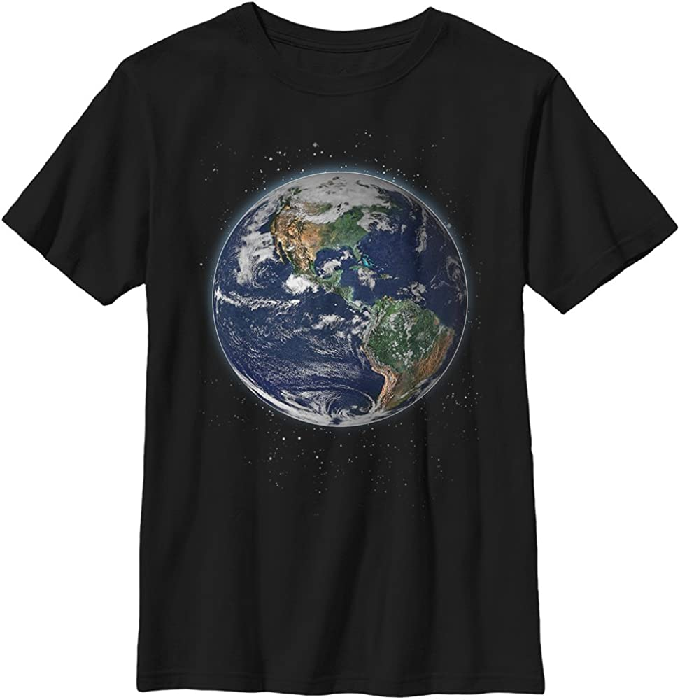Fifth Sun Boys Little Boys Outer Space Graphic T-Shirt