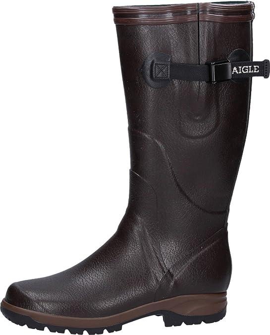 amazon stivali marrone donna