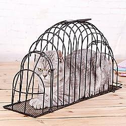 Cibeat Pet Pool, Adjustable Cat Bathing Cage Bite-Resistant Pet Grooming Bag Nail Trimming Injecting