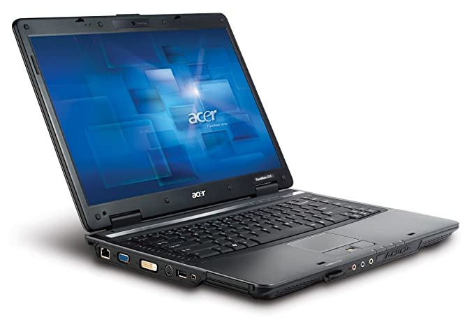 Acer TravelMate 5720G-832G25N - Ordenador portátil (T8300, Gigabit Ethernet, IEEE 802.11a/b/g/n, Touchpad, Windows Vista Home Premium, Intel Core 2 Duo): ...