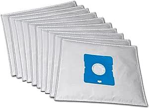 10 bolsas para aspiradora premio compatible con Team International ST 29 E: Amazon.es: Hogar