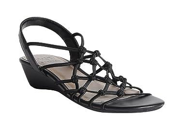 1b12d1d51ce1 Impo RIMA Stretch Wedge Sandal