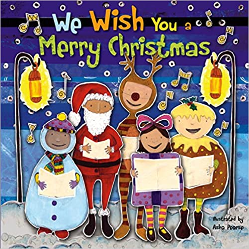 We Wish You A Merry Christmas Book Cover