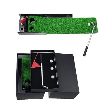 Crestgolf - Juego de bolígrafos de golf con forma de palo de ...