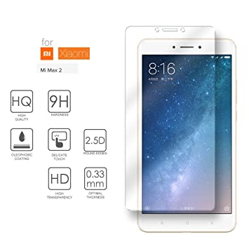 eprote Xiaomi Mi MAX 2 - Protector de Pantalla para Xiaomi Mi MAX ...