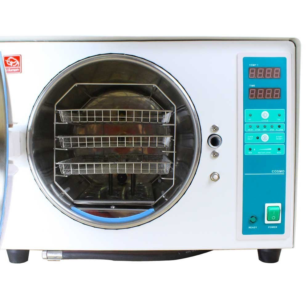 18L Dental Stainless Steel Pressure Steam Automatic Autoclave Lab Equipment BN-16 by BONEW (Image #3)