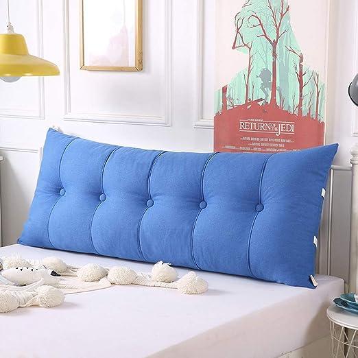 Pillow Cojín de Noche, Respaldo Grande, cojín de Almohada ...