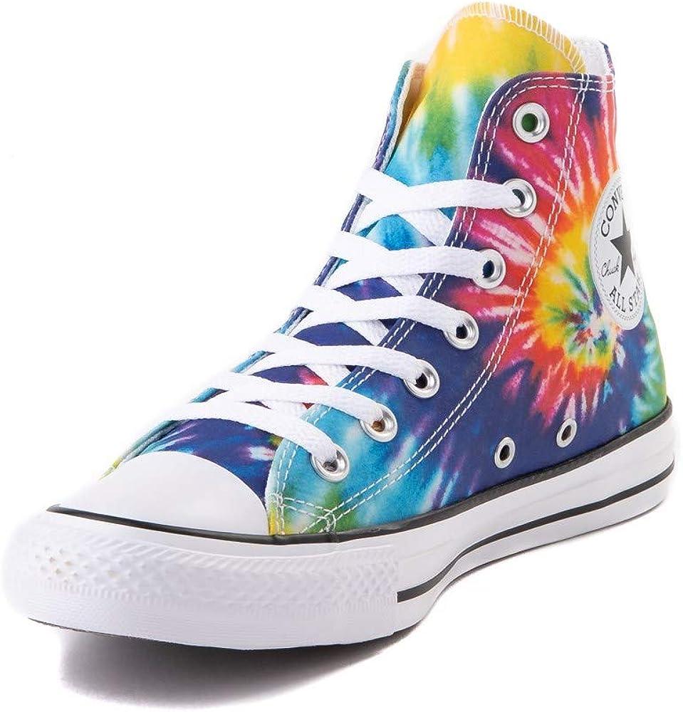 Converse Chuck Taylor All Star Hi Tie Dye Sneaker Multi 9828