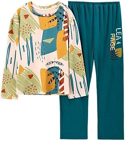 JJHR Pijamas de Mujer con Estampado de Animales de Dibujos ...