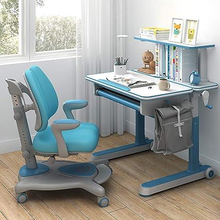 Juego de mesa para silla de escritorio para niños Escritorio infantil y Juego de sillas de