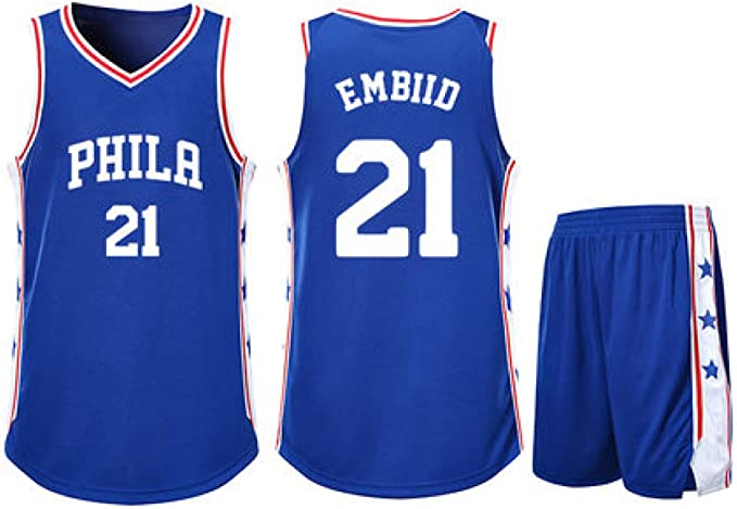 MHDE Philr 3 Iverson Baloncesto Jersey Uniforme Deportes ...