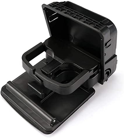Amazon.es: RASHION Soporte para reposabrazos de consola central trasera para VW Jetta MK5 Golf MK6 GTI EOS Rabbit