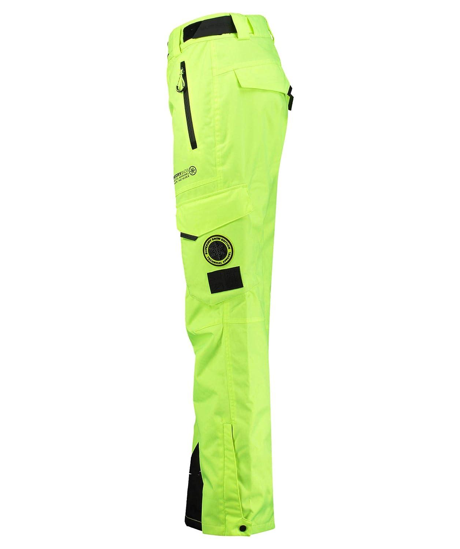 Superdry Pantalon De Ski Snow Pant Rescue Yellow 30846