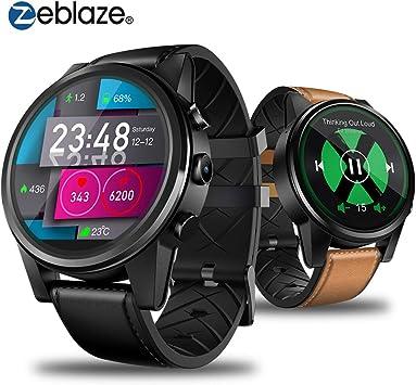 Zeblaze Thor 4 Pro 4G Smartwatch,Reloj Inteligente Android con ...