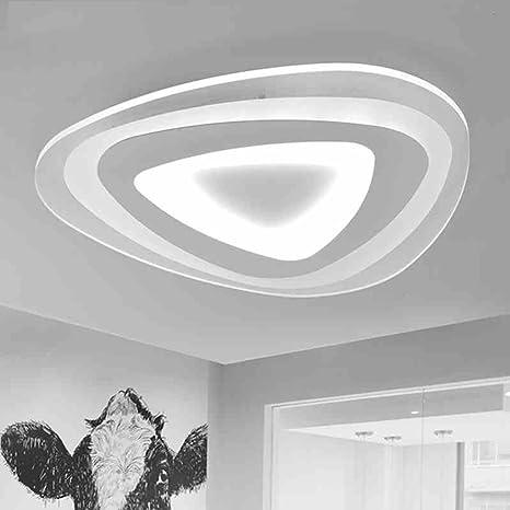 ZQTHD Lámparas de Techo LED Moderna Minimalista de la ...