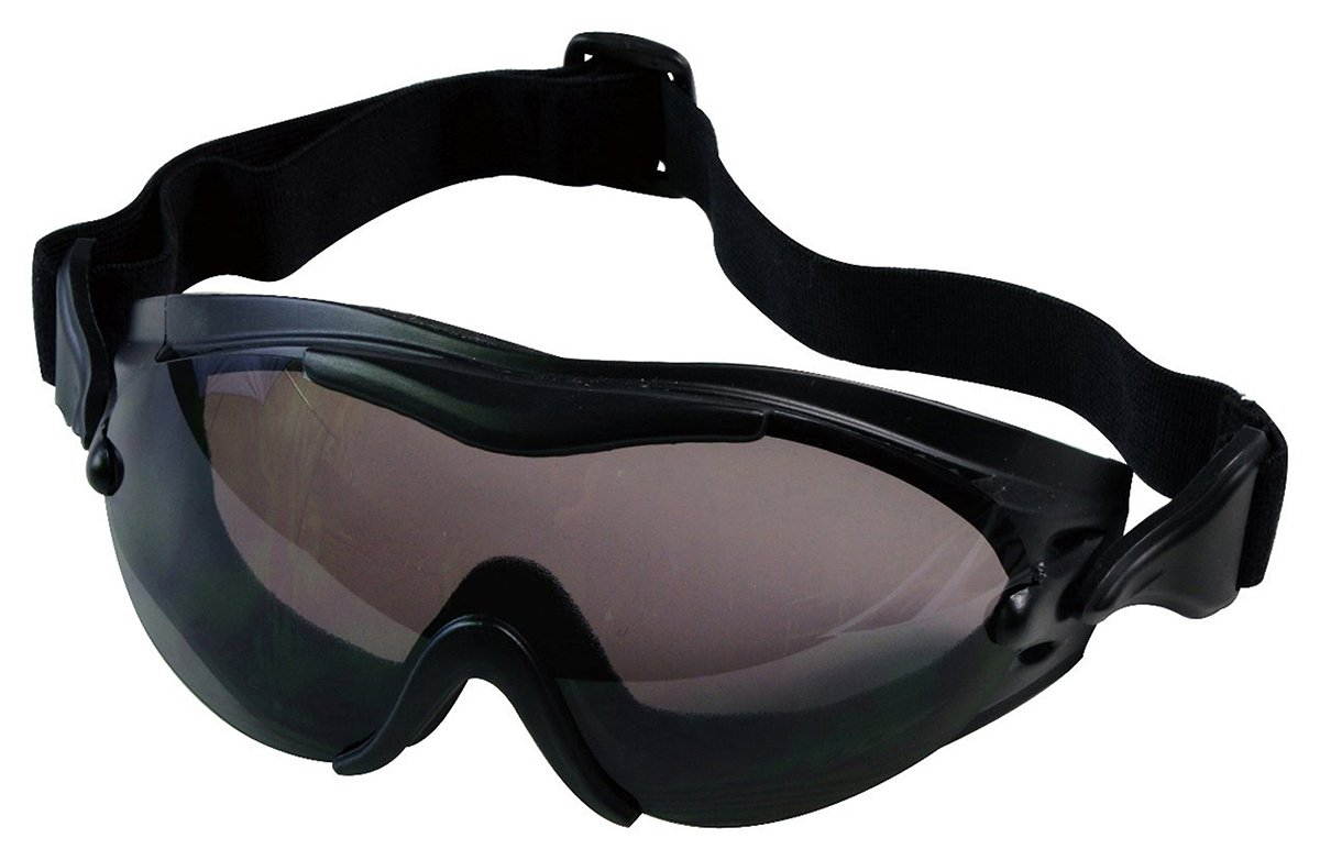 Slim Line UVEX Tactical Goggles Sniper Glasses Shooting Hunting Driving Airsoft