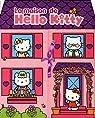 La maison d'Hello Kitty par Hachette
