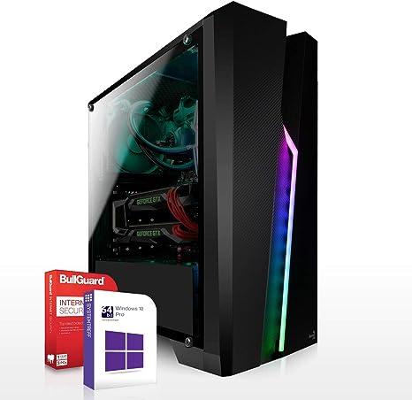 Asus Ryzen 7 3700X - Ordenador de sobremesa (procesador AMD Ryzen 7 3700X de 8 núcleos (8