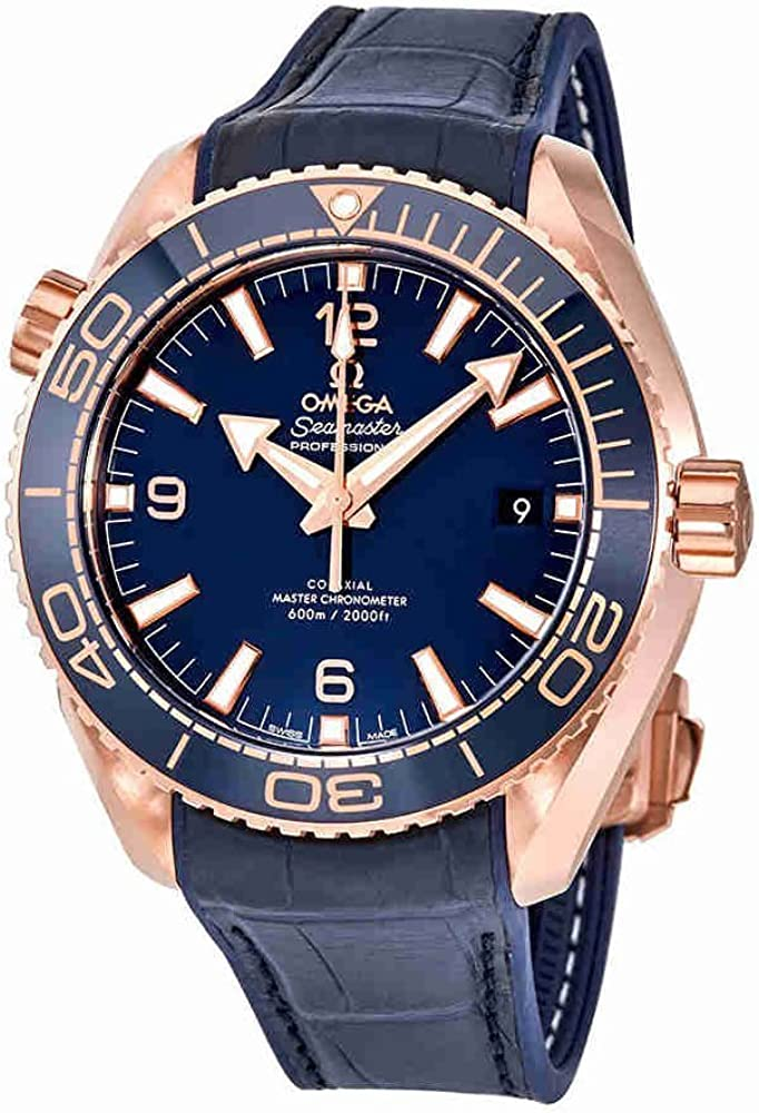 Omega Seamaster Planet Ocean Automatic Mens Watch 215. 63. 44. 21. 03. 001