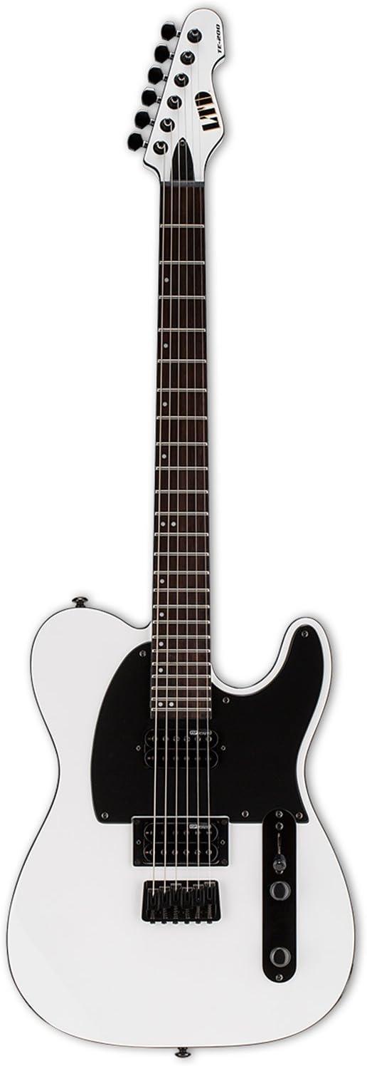 LTD Guitars & Basses TE-200R SW- Guitarra eléctrica: Amazon.es ...