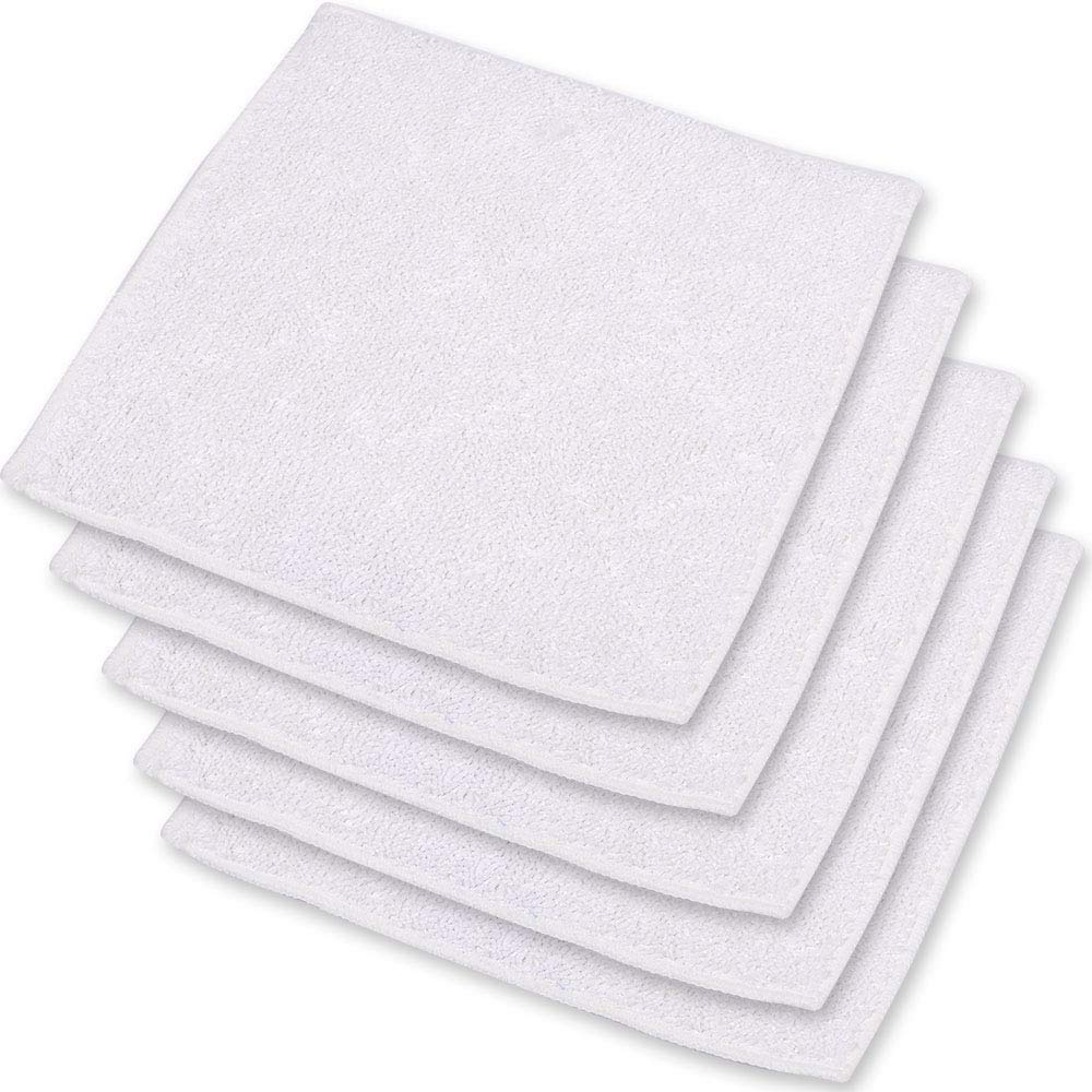 KEEPOW 5 Pack Steam Mop Pads for Light N Easy S7338 S7339 Floor Mop by KEEPOW
