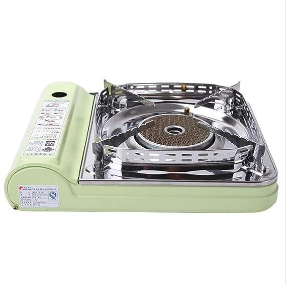 ZLL-Outdoor gas stove Estufa de Camping, Estufa de Cassette ...